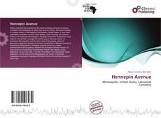 Capa do livro de Hennepin Avenue
