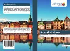 Capa do livro de Rapsodie Urbane