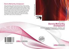 Bookcover of Dennis McCarthy (Composer)