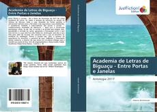 Academia de Letras de Biguaçu - Entre Portas e Janelas kitap kapağı