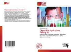 Обложка Glycoside Hydrolase Family 57