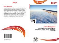 Обложка Aero Mongolia