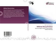 Mikhaïl Barychnikov的封面