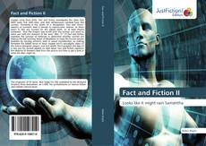Bookcover of Fact and Fiction II