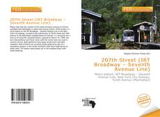 207th Street (IRT Broadway – Seventh Avenue Line) kitap kapağı