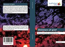 Shimmers of grief kitap kapağı