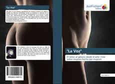 """Bookcover of """"La Voz"""""""