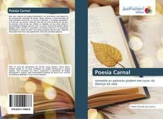 Borítókép a  Poesia Carnal - hoz