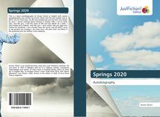 Bookcover of Springs 2020