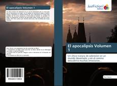Couverture de El apocalipsis Volumen 1