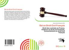 Bookcover of Dol en Droit Civil Français