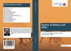 Capa do livro de Poems of Before and After
