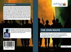 THE ZION ROUTE kitap kapağı