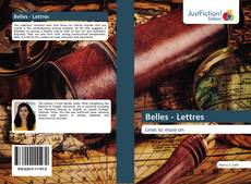 Belles - Lettres kitap kapağı