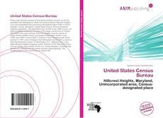 United States Census Bureau kitap kapağı