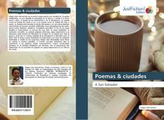 Poemas & ciudades的封面