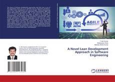 Capa do livro de A Novel Lean Development Approach in Software Engineering