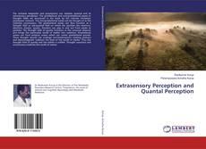 Copertina di Extrasensory Perception and Quantal Perception