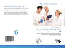 Обложка Glycoside Hydrolase Family 79