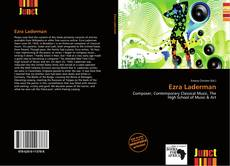 Bookcover of Ezra Laderman