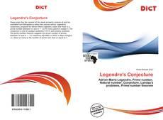 Bookcover of Legendre's Conjecture