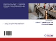 Bookcover of Traditional Industries of Kannur District