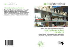 Обложка Glycoside Hydrolase Family 75