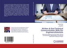 Written & Oral Technical Communication Skills For Engineers/Scientists kitap kapağı
