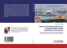 Capa do livro de Structural Optimization for Axisymmetric Shells Revolution Structures