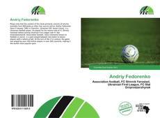 Andriy Fedorenko kitap kapağı