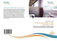Capa do livro de 25th Street (BMT Fifth Avenue Line)