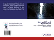 Bookcover of Quality of life and Hypertension