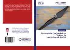 Portada del libro de Pervanelerin Girdap Halkası Yöntemi ile Aerodinamik Analizi
