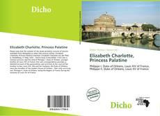 Buchcover von Elizabeth Charlotte, Princess Palatine
