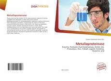Bookcover of Metalloproteinase