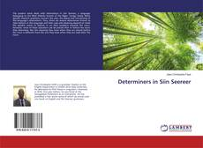 Bookcover of Determiners in Siin Seereer