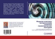 Copertina di Модели и методы интерполяции сложных геометрических контуров