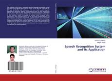 Обложка Speech Recognition System and its Application