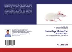 Обложка Laboratory Manual For Pharmacology
