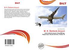 M. R. Štefánik Airport的封面