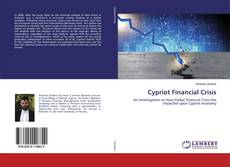 Cypriot Financial Crisis kitap kapağı