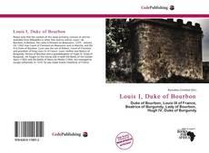 Portada del libro de Louis I, Duke of Bourbon