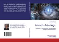 Capa do livro de Information Technologies. P.1