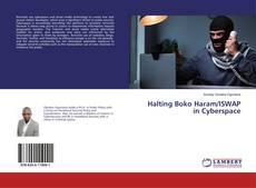 Bookcover of Halting Boko Haram/ISWAP in Cyberspace
