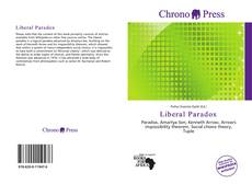 Bookcover of Liberal Paradox