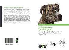 Portada del libro de Clerodendrum Tomentosum