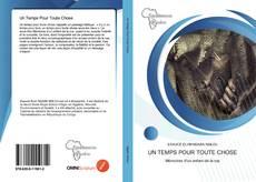Buchcover von Un Temps Pour Toute Chose