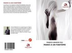 Capa do livro de Marié à un Fantôme