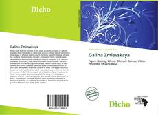 Bookcover of Galina Zmievskaya