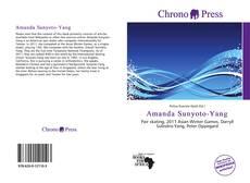 Portada del libro de Amanda Sunyoto-Yang